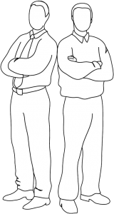 two-men-standing-back-to-back